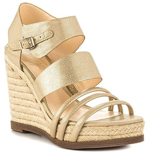 Fergie Women's Annabelle Wedge Pump - 9.5