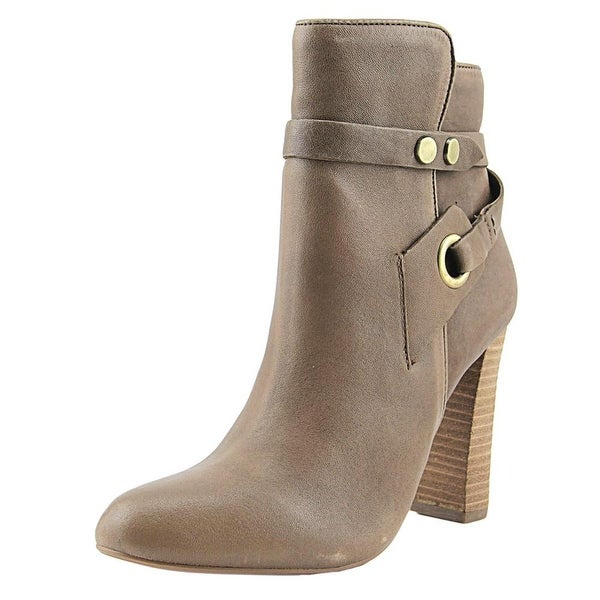 Design Lab Lord & Taylor Shea Taupe Boots