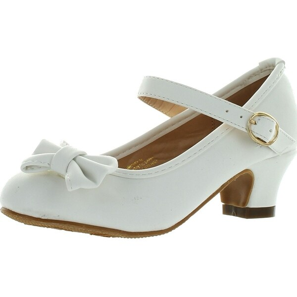Chase & Chloe Girls Britney-2K Stunning Heels Dress Party Occasion Shoes
