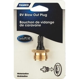 Camco Rv Alum Blow Out Kit