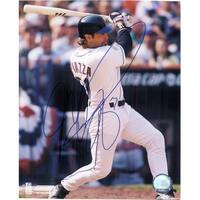 Signed Piazza Mike New York Mets 8x10 Photo autographed