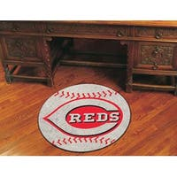 MLB - Cincinnati Reds Baseball Mat