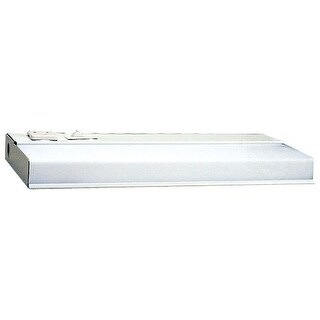 "Elco EUN42EL 42.5"" Fluorescent Undercabinet Light with Lamp"