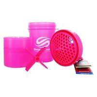 Smartshake Bottle - Original - Neon Pink - 20 oz - 1 Count