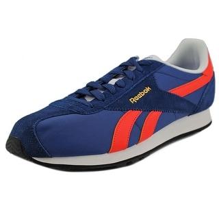 Reebok Royal Alperez Run Men Round Toe Suede Sneakers