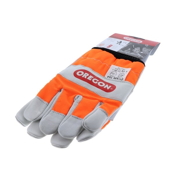Oregon OEM 91305M replacement [98]Chainsaw Gloves - Size 9