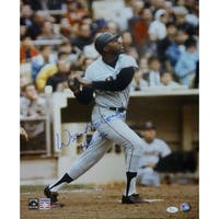 Willie McCovey Autographed San Francisco Giants 16x20 Photo JSA