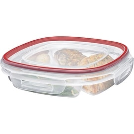 Rubbermaid Divid Food Str Container