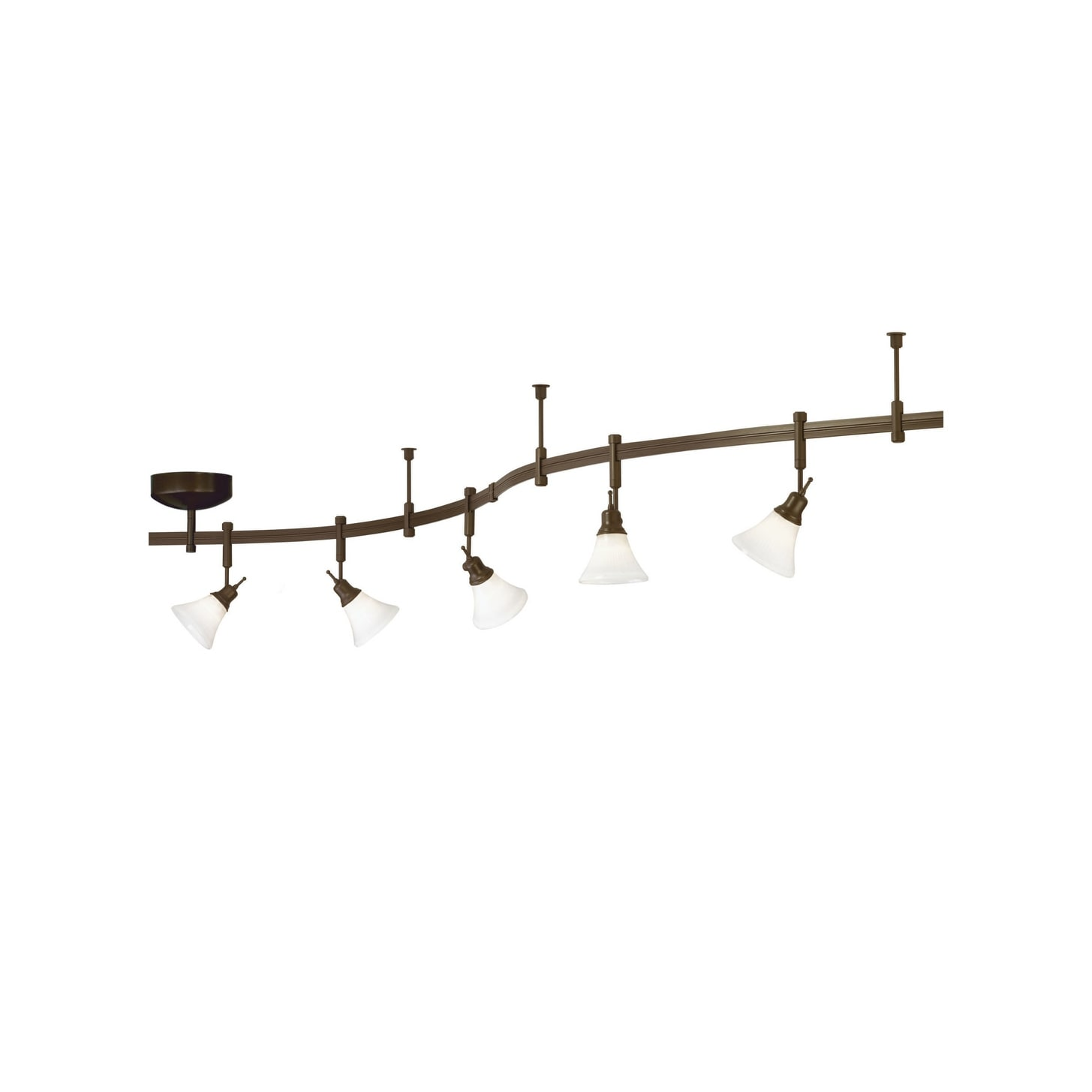 Tiella 5 Light Casual Rail Kit
