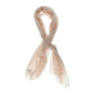 Vince Womens Cashmere Blend Sheer Scarf - o/s