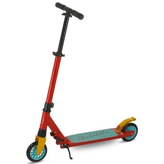 Scooride SRS01-RD Small Scooter, Red