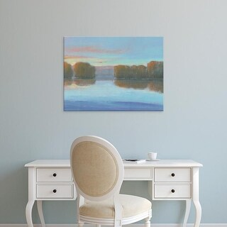 Easy Art Prints Tim OToole's 'Crystal River I' Premium Canvas Art