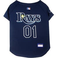 MLB Tampa Bay Rays Pet Jersey