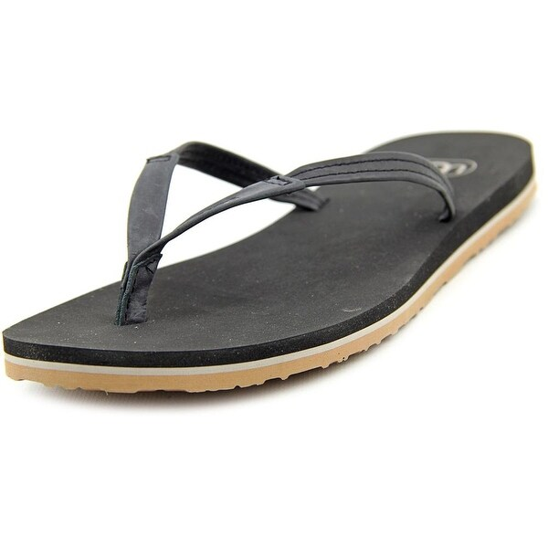 Ugg Australia Magnolia Open Toe Leather Flip Flop Sandal