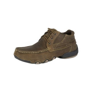 Roper Shoes Mens High Country Cruisers Lace