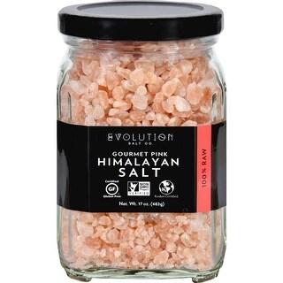 Evolution Salt - Coarse Gourmet Salt ( 2 - 17 OZ)