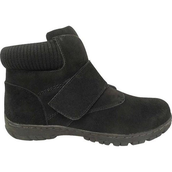 Shop Wanderlust Women s Lapland 2 Winter Bootie Black Water Resistant Suede  - On Sale - Free Shipping Today - Overstock - 19114309 b4c9b22696