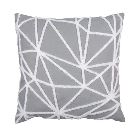 18x18 Gustave Towel Stitched Pillow