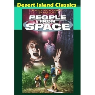 People From Space DVD Movie 1999