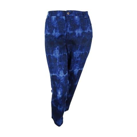 Lauren Ralph Lauren Women's Cropped Skinny Jeans