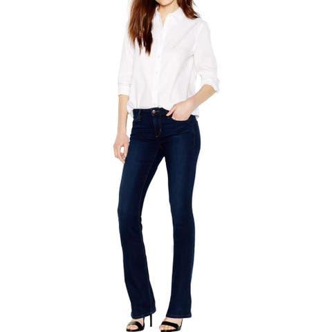 Joe's Jeans Womens The Vixen Bootcut Jeans Mid-Rise Sassy