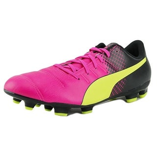 Puma EvoPOWER 4.3 Tricks FG Round Toe Leather Cleats