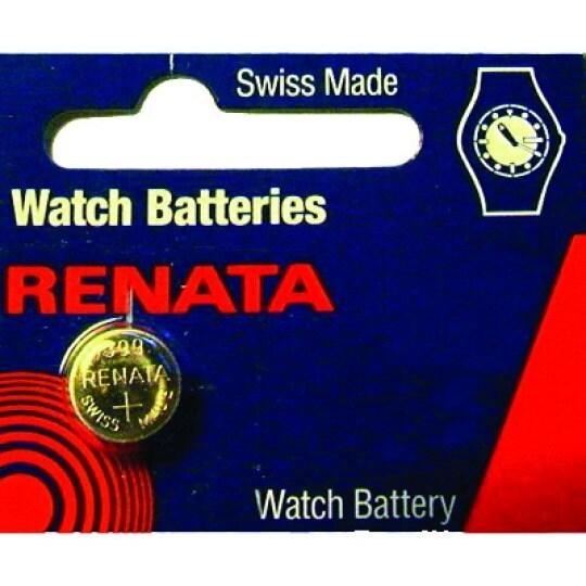 339 Renata Watch Battery