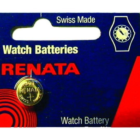 399 Renata Watch Battery