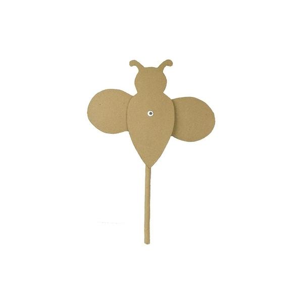 PA Paper Mache Pin Wheel Bumblebee Lg