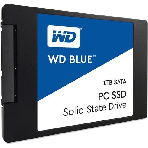 "Wd Blue Wds100t1b0a 2.5"" 1Tb Internal Ssd Solid State Drive With Sata 6Gb/S"