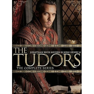Tudors: The Complete Series [DVD]