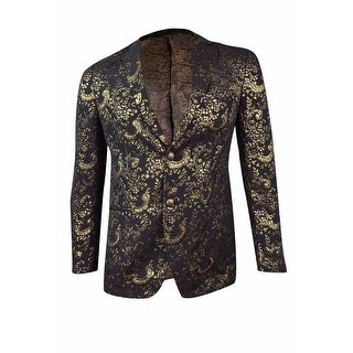Tallia Men's Slim-Fit Metallic Paisley Sport Coat
