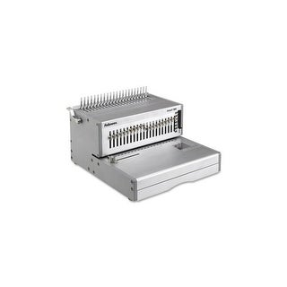 Model PB2450 Plastic Comb Binding Machine FEL52141