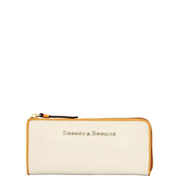 Dooney & Bourke Claremont Zip Clutch (Introduced by Dooney & Bourke at $158 in Dec 2014)