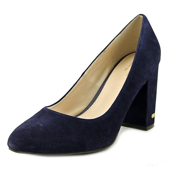 Cole Haan Alanna Pump 85mm II Women Marine Blue Pumps
