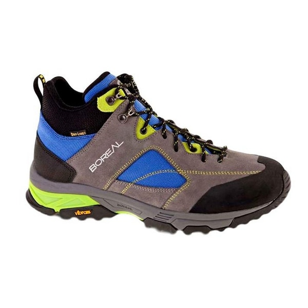 Boreal Athletic Shoes Mens Tempest Mid Rubber Toecap Grippy WP