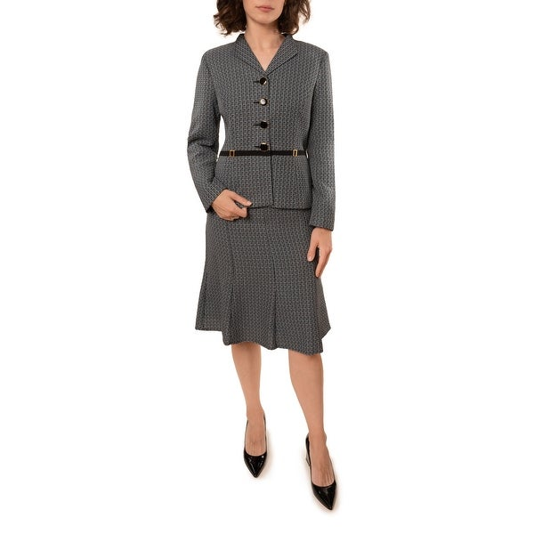 Danillo Missy Skirt Suit style 125336. Opens flyout.