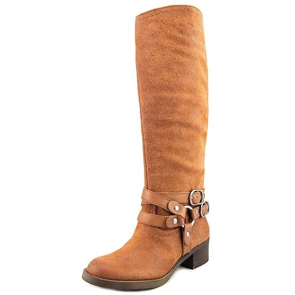 Lucky Brand Womens Hanah Closed Toe Knee High Fashion Boots