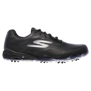 Skechers Men's GO GOLF FOCUS Black Golf Shoes 54506/BBK