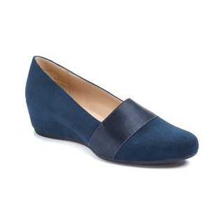 Andrew Geller Secretary Women's Flats & Oxfords Navy (2 options available)