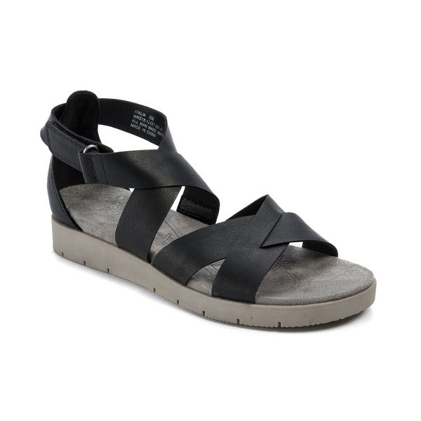 Wear.Ever. Italia Women's Sandals Black