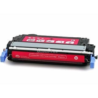 Monoprice CB402A Remanufactured Laser Toner for HP Color LaserJet CP4005 Series - Magenta
