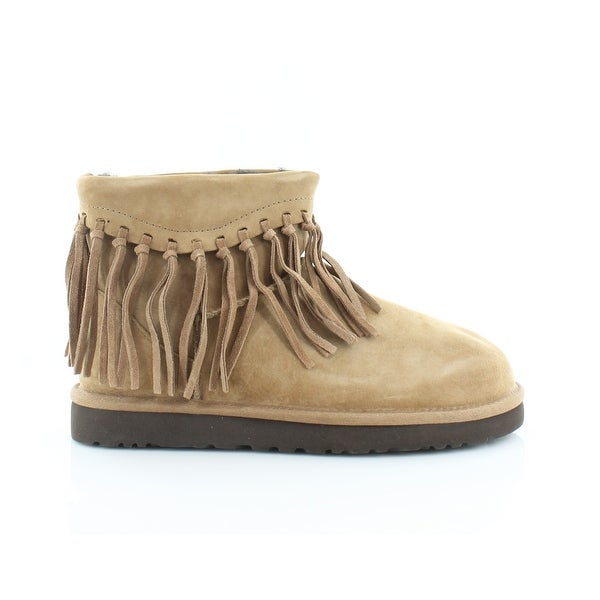 UGG Wynona Women's Boots Fringe - 10