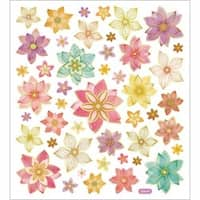 Flowers - Multicolored Stickers