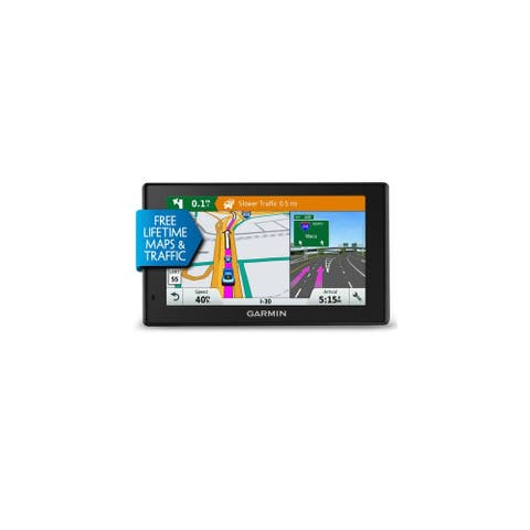 Refurbished Garmin DriveSmart 50LMT 5 HD Touchscreen Display w/ Maps Of North America