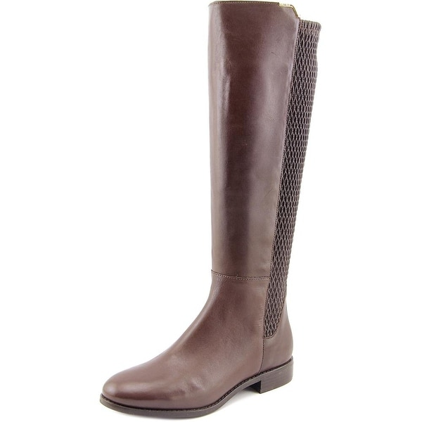 Cole Haan Rockland Women Round Toe Leather Knee High Boot