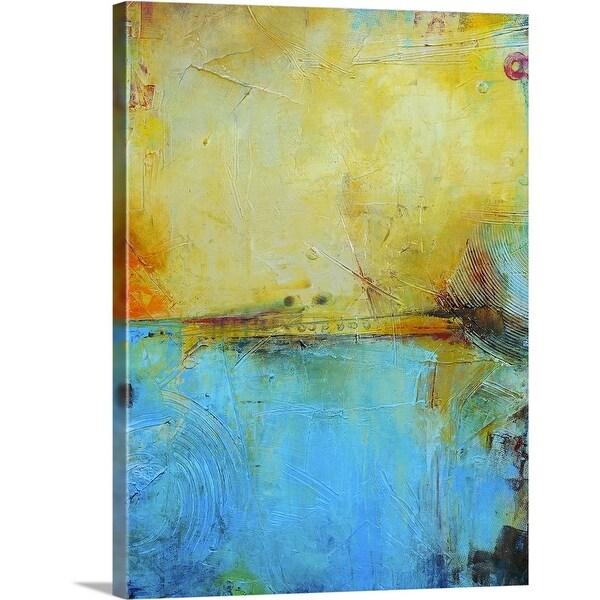 """""""Deck 84"""" Canvas Wall Art"""