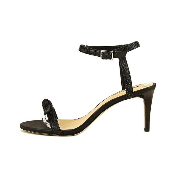INC International Concepts Womens Laniah Open Toe Casual Ankle Strap Sandals
