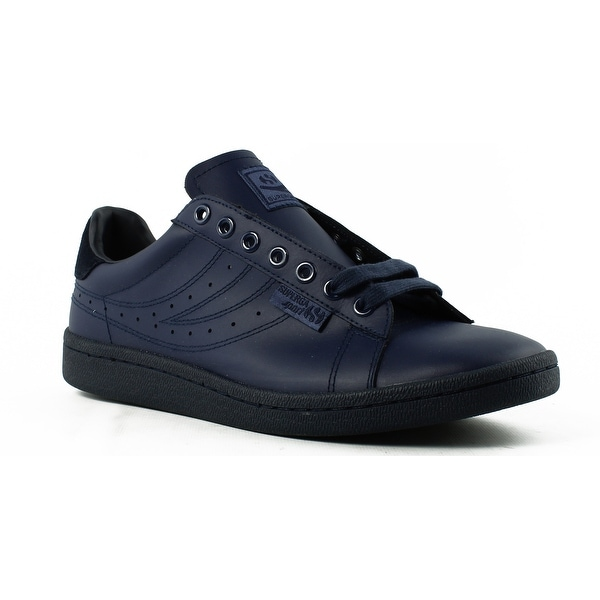 de16da0ddf0e64 Shop Superga Mens Total Navy TotalNavy Tennis Shoes Size 8 - Free ...