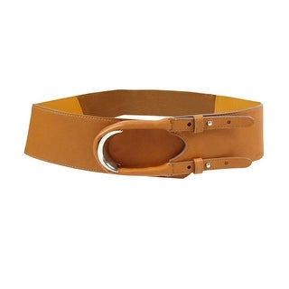 Lauren Ralph Lauren Women's Morrison Hook Stretch Belt - M